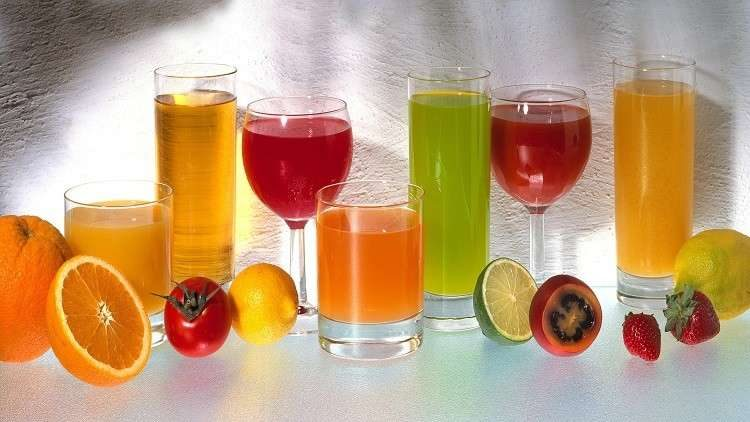 مشروع تعبئة انواع العصير المختلفة وطرق بيعها