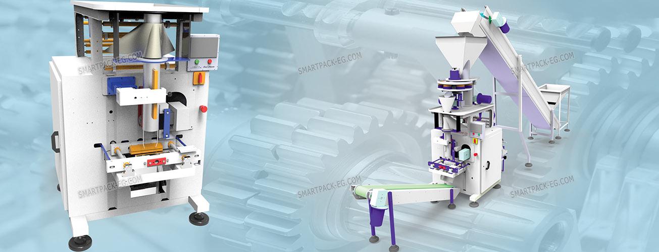 آلات تعبئة وتغليف ماكينات تعبئة سوائل في زجاجات وأكياس