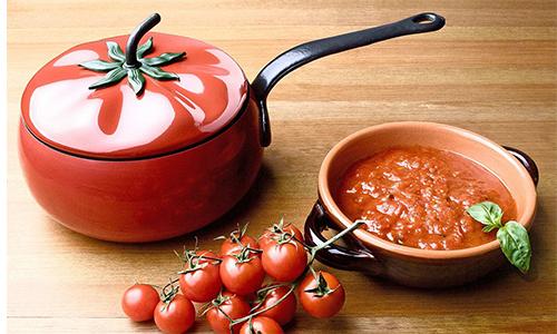 إنتاج وتعبئه وتغليف  صلصه الطماطم