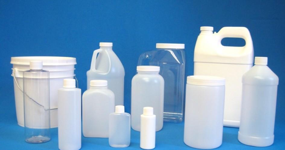 انواع العبوات البلاستيكية وماكيناتها