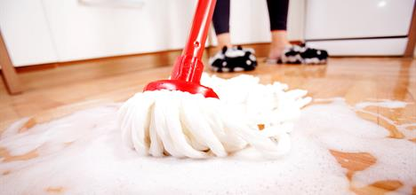 الخطوات الصحيحة التي يجب اتباعها لتطهير المنزل