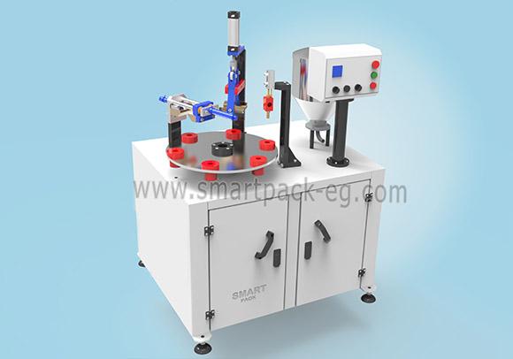 ماكينة تعبئة و ختم (التيوبات) الانابيب البلاستيكية