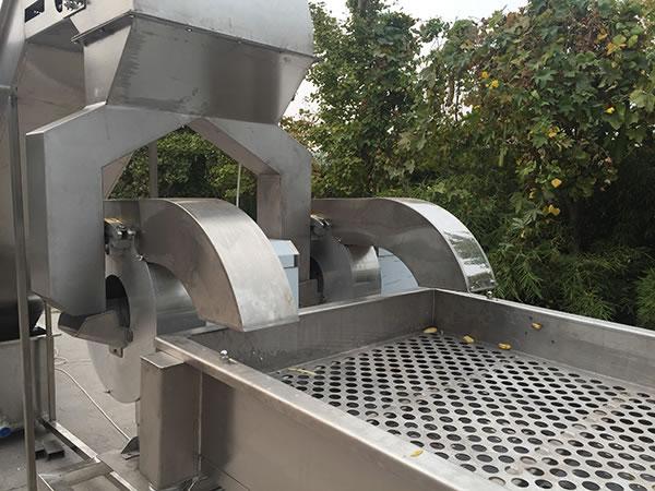 ماكينة تقطيع البطاطس والخضار